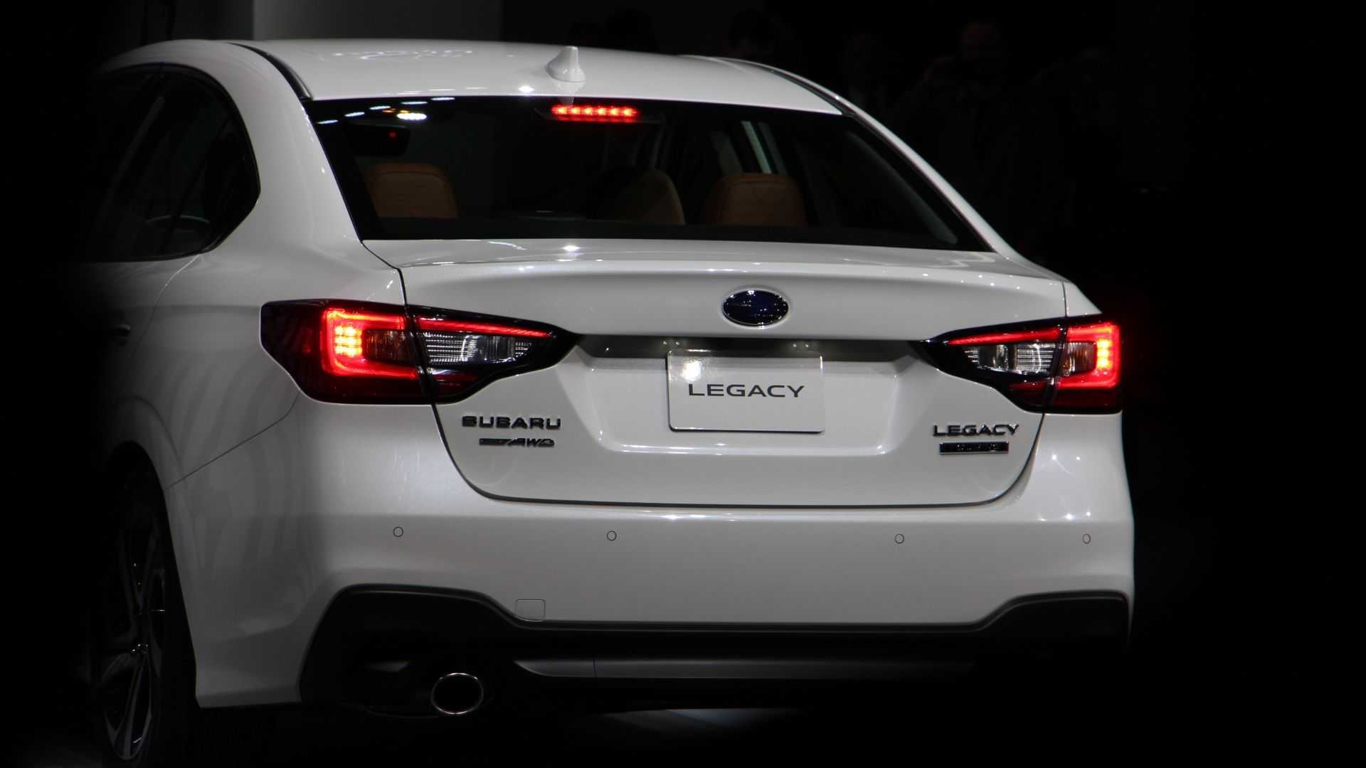 2020 Subaru Legacy Debuts Attractive New Cabin 260 Hp Turbo