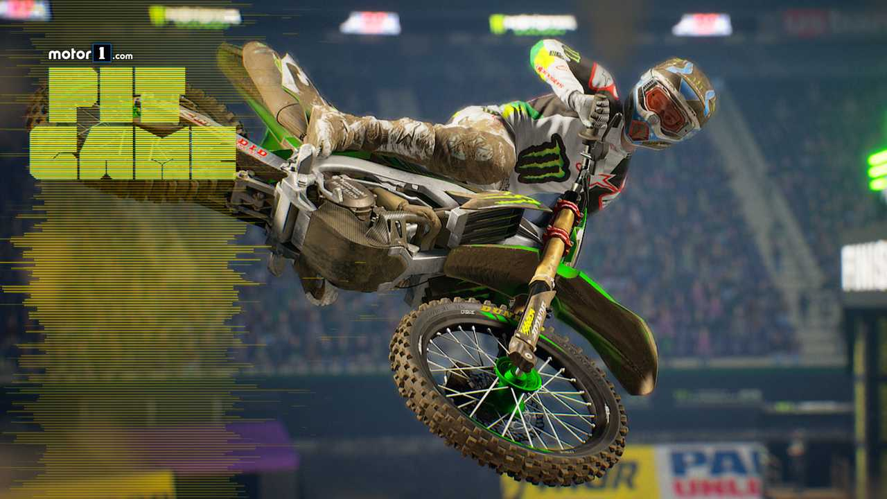 Pit Game Supercross 2