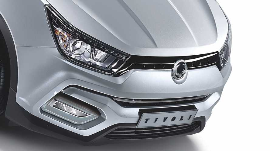 SsangYong Tivoli I LOV IT