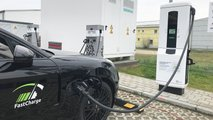Colonnina di ricarica FastCharge in Germania