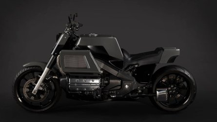 H Garage Has Transformed This Honda Valkyrie