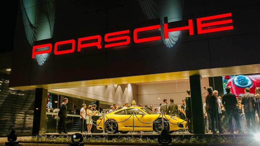 Porsche inaugura concessionária em Belo Horizonte