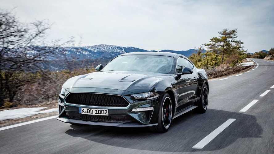 Essai Ford Mustang Bullitt (2019)