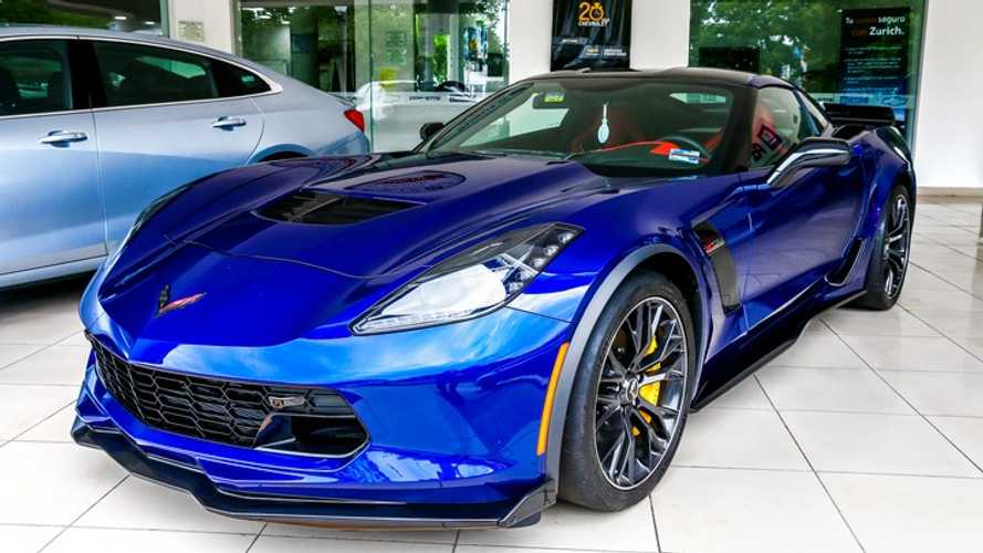 Massive 232-Day Chevy Corvette Supply Equates To 9,000 Cars