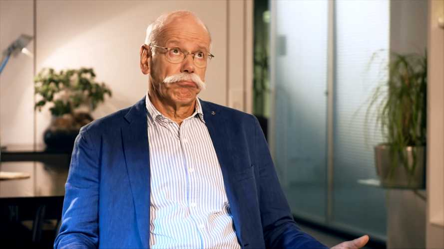 Outgoing Daimler CEO Zetche Goes Job Hunting In Funny Video
