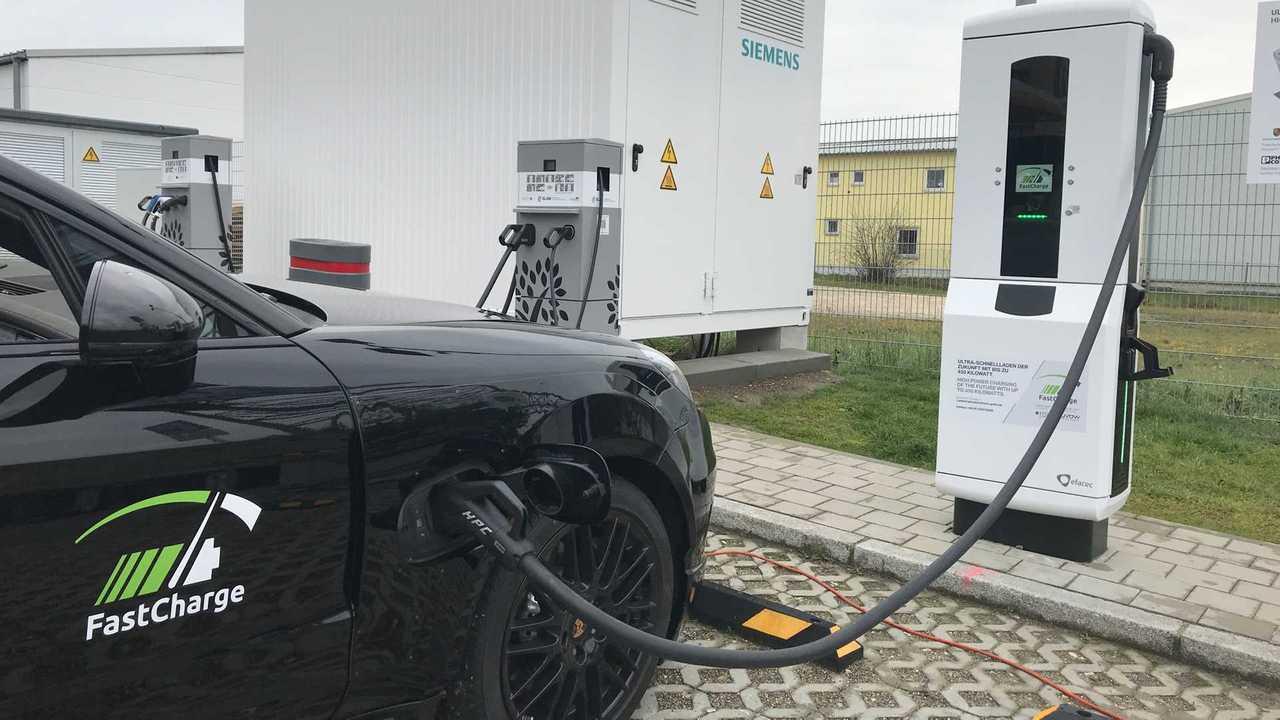 FastCharge borne de recharge