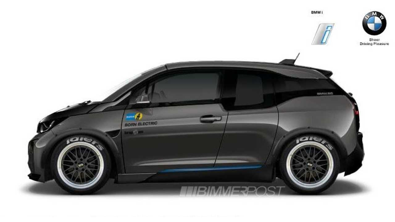 BMW i3 Modifications, a Sport Version and Give Us More Fun