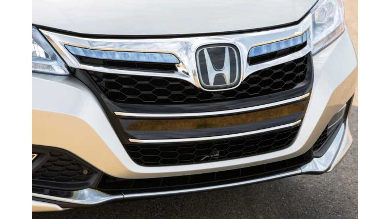 Honda Says Accord Plug-In Hybrid Buyers Should Pay a $10,000 Premium Over the Accord Hybrid