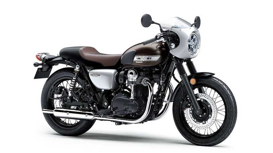 2019 Kawasaki W800 Café: Everything We Know