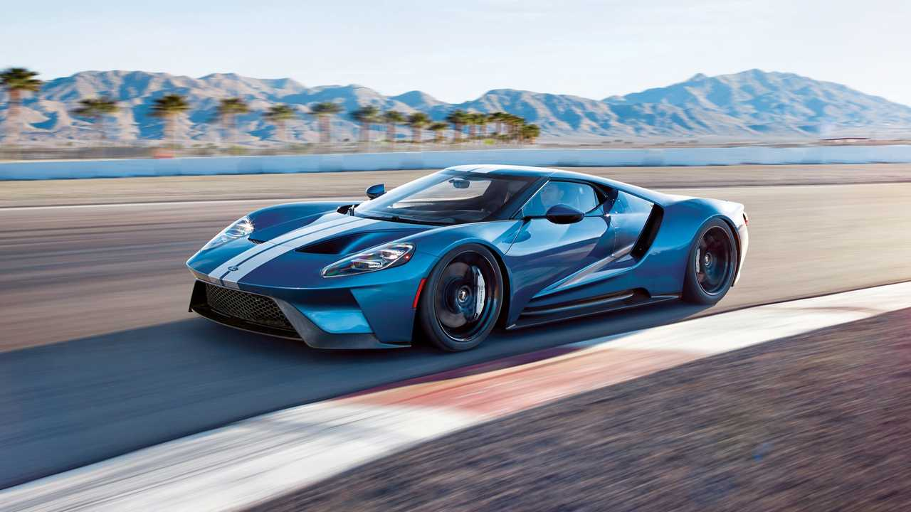 9 - Ford GT