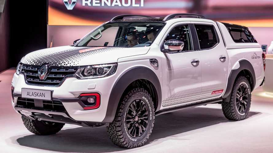 Renault Alaskan ICE Edition, un pick-up esclusivo a Ginevra