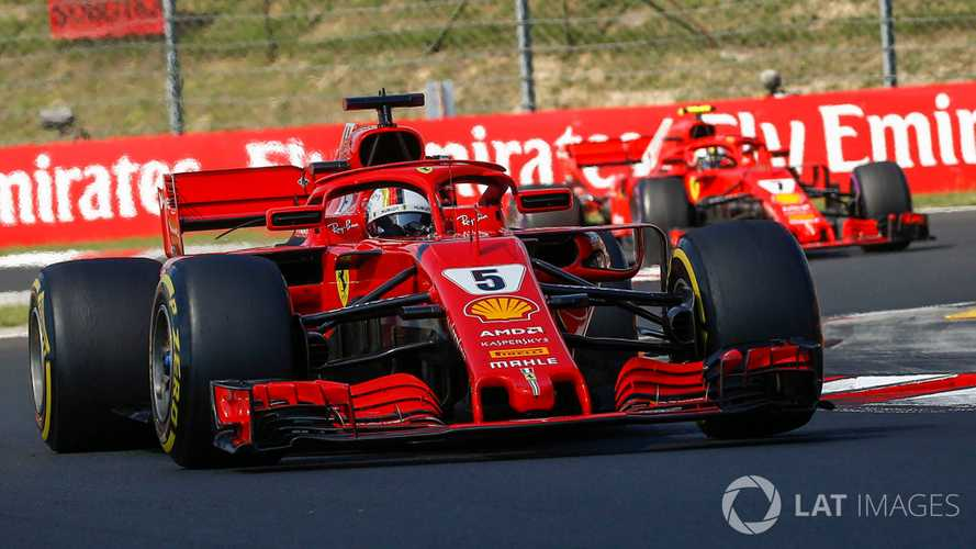 Ferrari plans to increase its F1 budget in 2019
