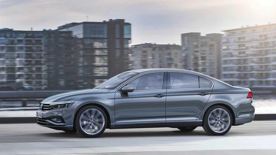 VW Passat Facelift (2019)