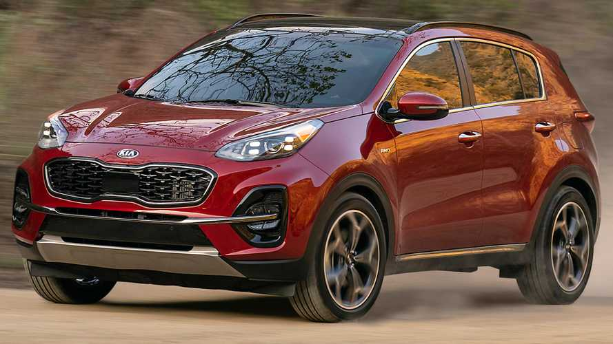 2021 Kia Sportage Will Also Get Nightfall Edition Package