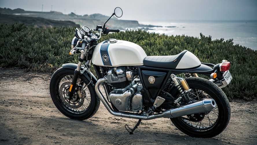 Royal Enfield 650 Twins Lead Sales Offense In 2020