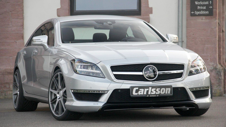 Carlsson CK63 RS hits 207 mph during top speed test [video]