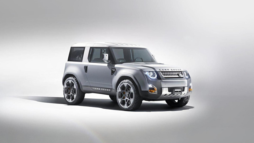 """Land Rover trademarks """"Landy"""", could be a sub-Evoque model"""