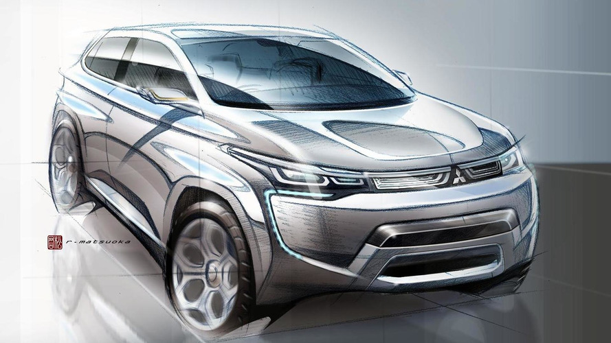 Mitsubishi Concept PX-MiEV II unveiled