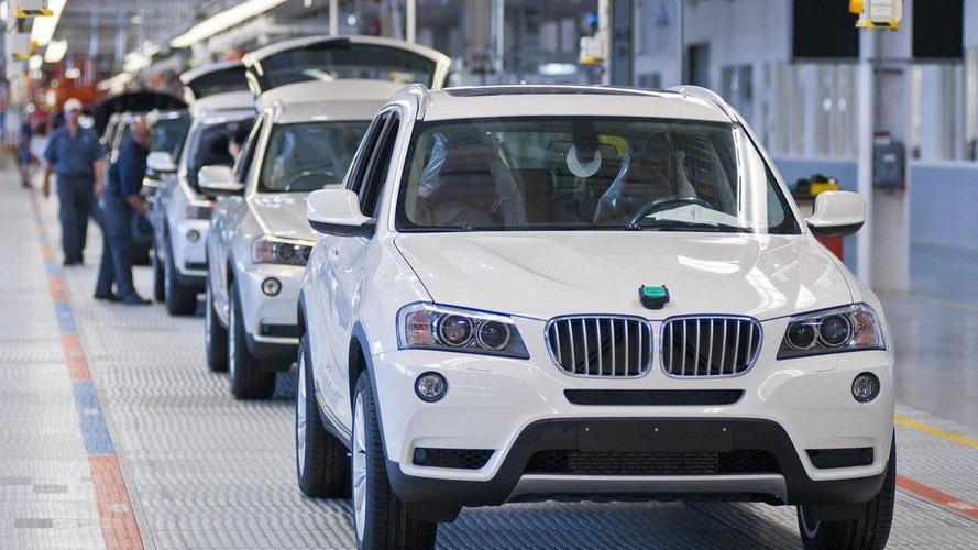 BMW promises U.S. market powerful 4-cylinders