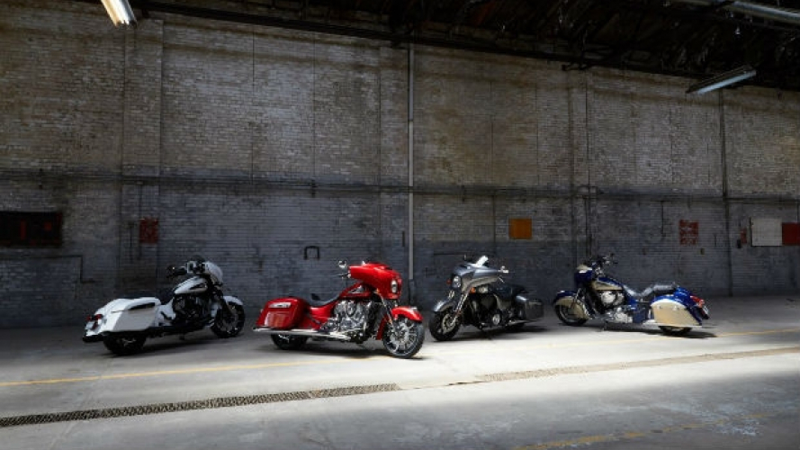 Indian Chieftain, nuovo look per il 2019