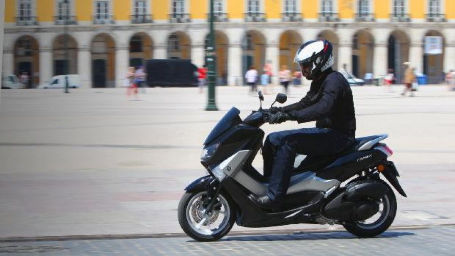 Yamaha NMax 125 2015 - TEST