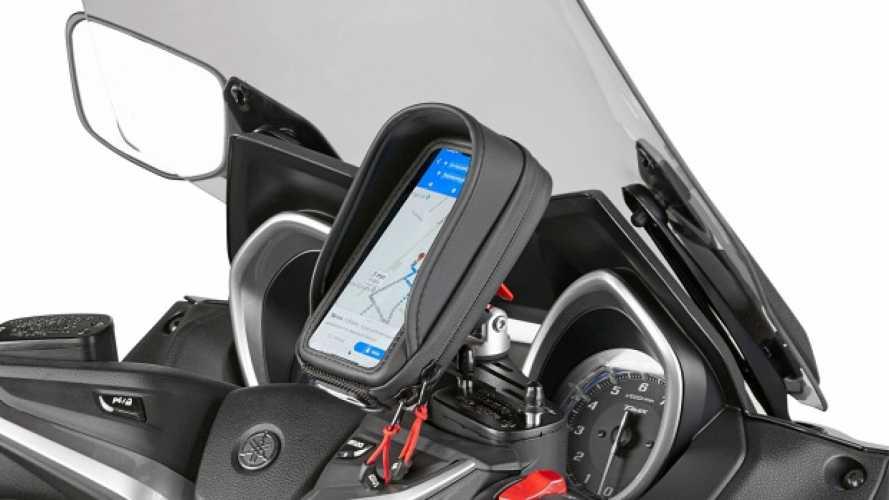 GIVI S903A Smart Mount RC: il nuovo supporto per smartphone