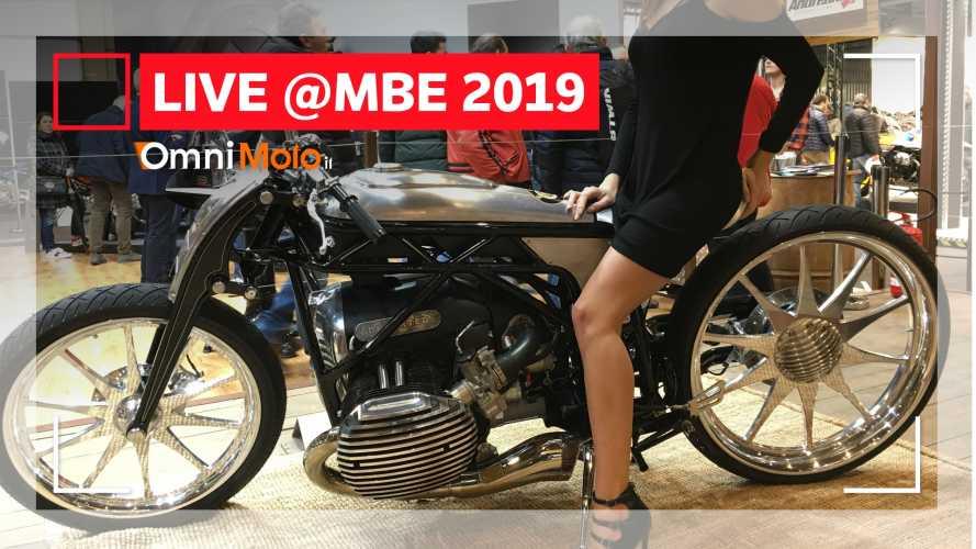 """Motor Bike Expo 2019: le migliori special """"della casa"""" [VIDEO]"""