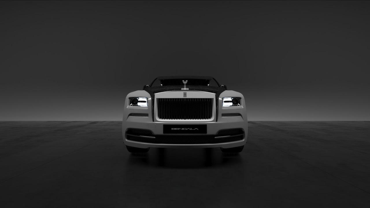 Rolls-Royce Vitesse AuDessus parts