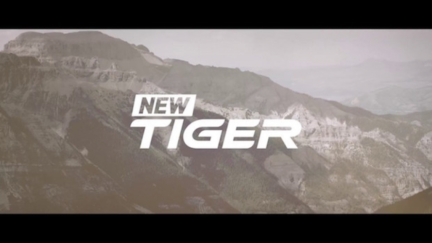 Nuova Triumph Tiger, il primo video-teaser