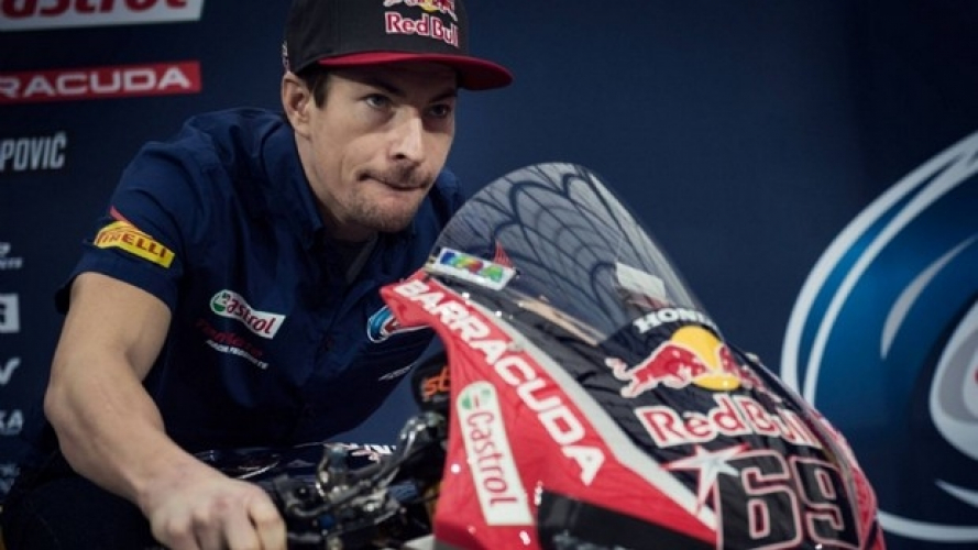 Nicky Hayden grave dopo incidente in bicicletta