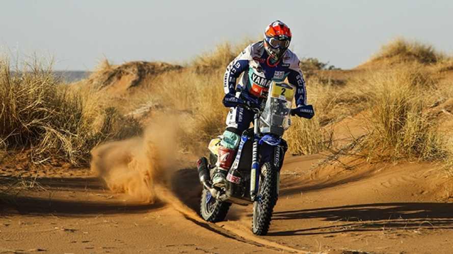 Alessandro Botturi alla Dakar con Yamaha