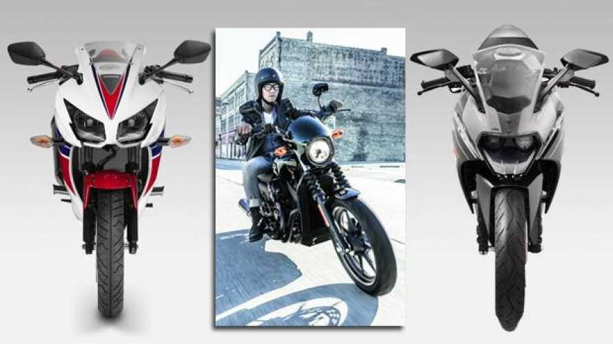 Le Case motociclistiche guardano a oriente: quale la sfida del futuro?