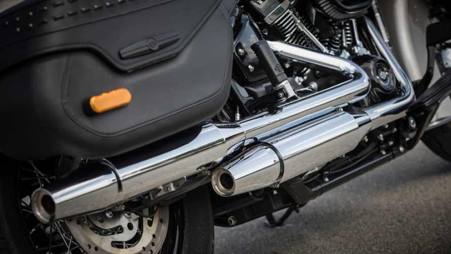 Harley-Davidson, evitata multa milionaria per gli scarichi rumorosi
