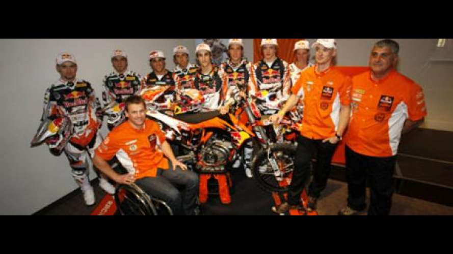 Team Red Bull Ktm Factory Racing 2010