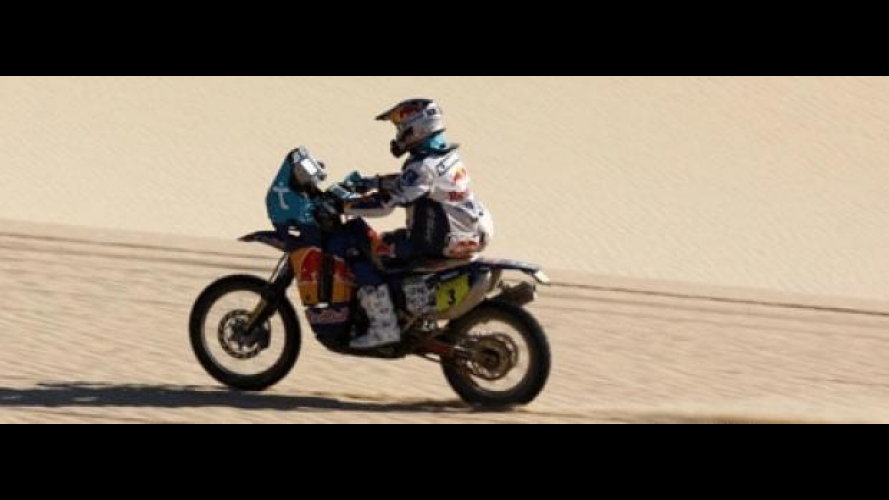 Pharaons Rally 2011: Stage2 a Rodrigues