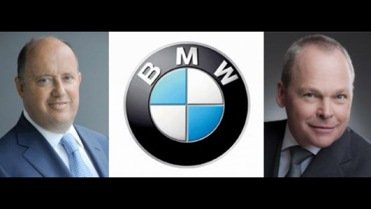 BMW Group: cambi al vertice