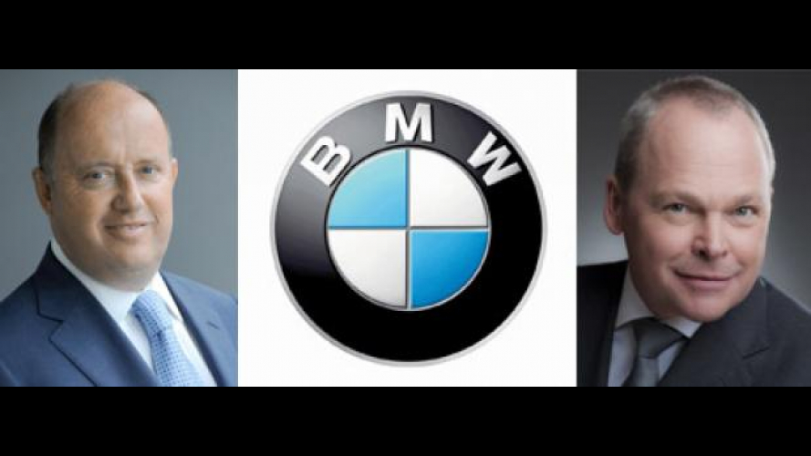 BMW Group: cambi al vertice