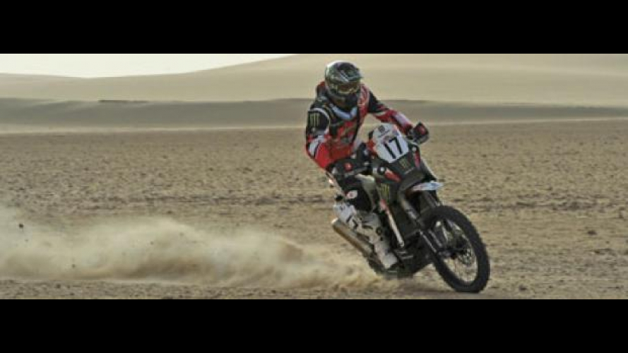 Husqvarna Rally Team al Pharaons 2012