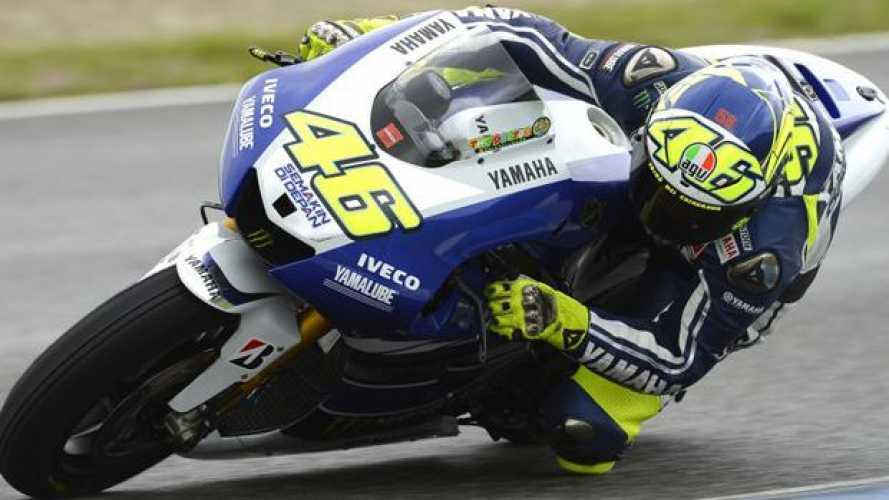 MotoGP 2013 Test Jerez: Rossi in vetta dopo due anni