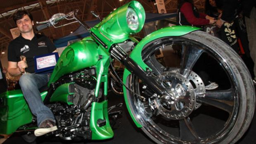 Motodays Bike Show 2013
