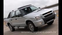 Nova Chevrolet S10 2009 - Pick-up recebe modificações no visual