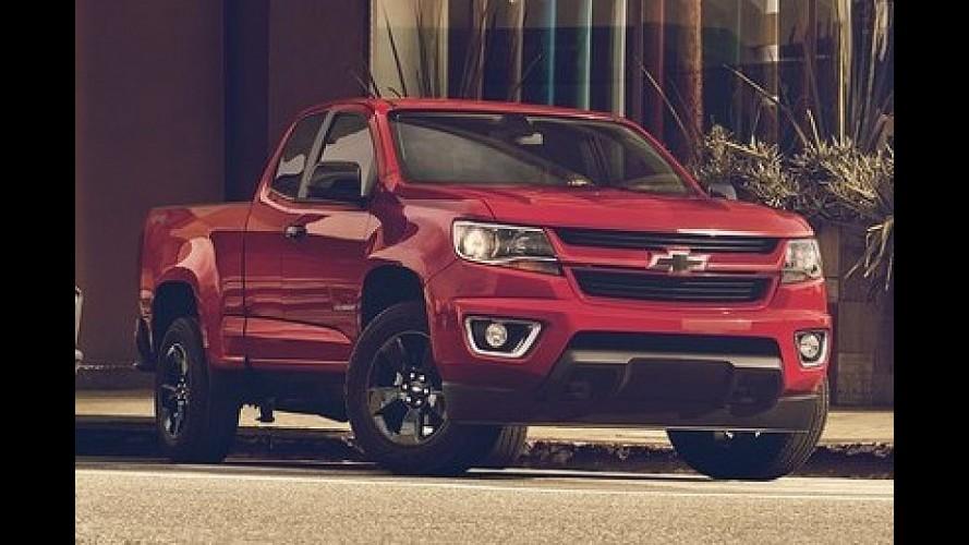 Chevrolet'den özel versiyon Colorado Shoreline