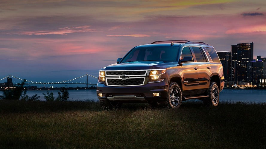 Chevrolet Tahoe Midnight Edition