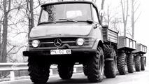 Mercedes Unimog turns 70