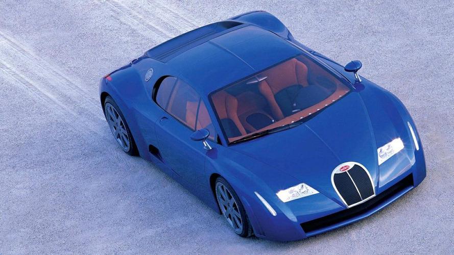 Bugatti 18.3 Chiron