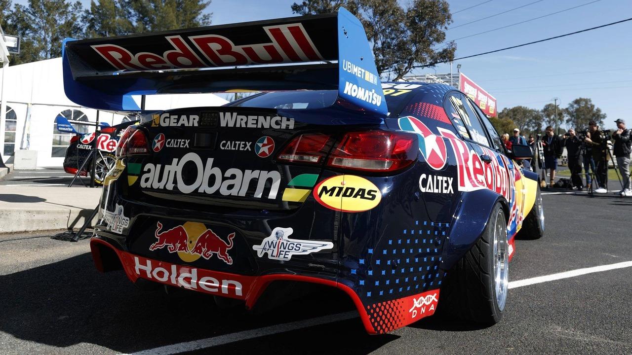 Holden Commodore V8 Supercar Drift Car