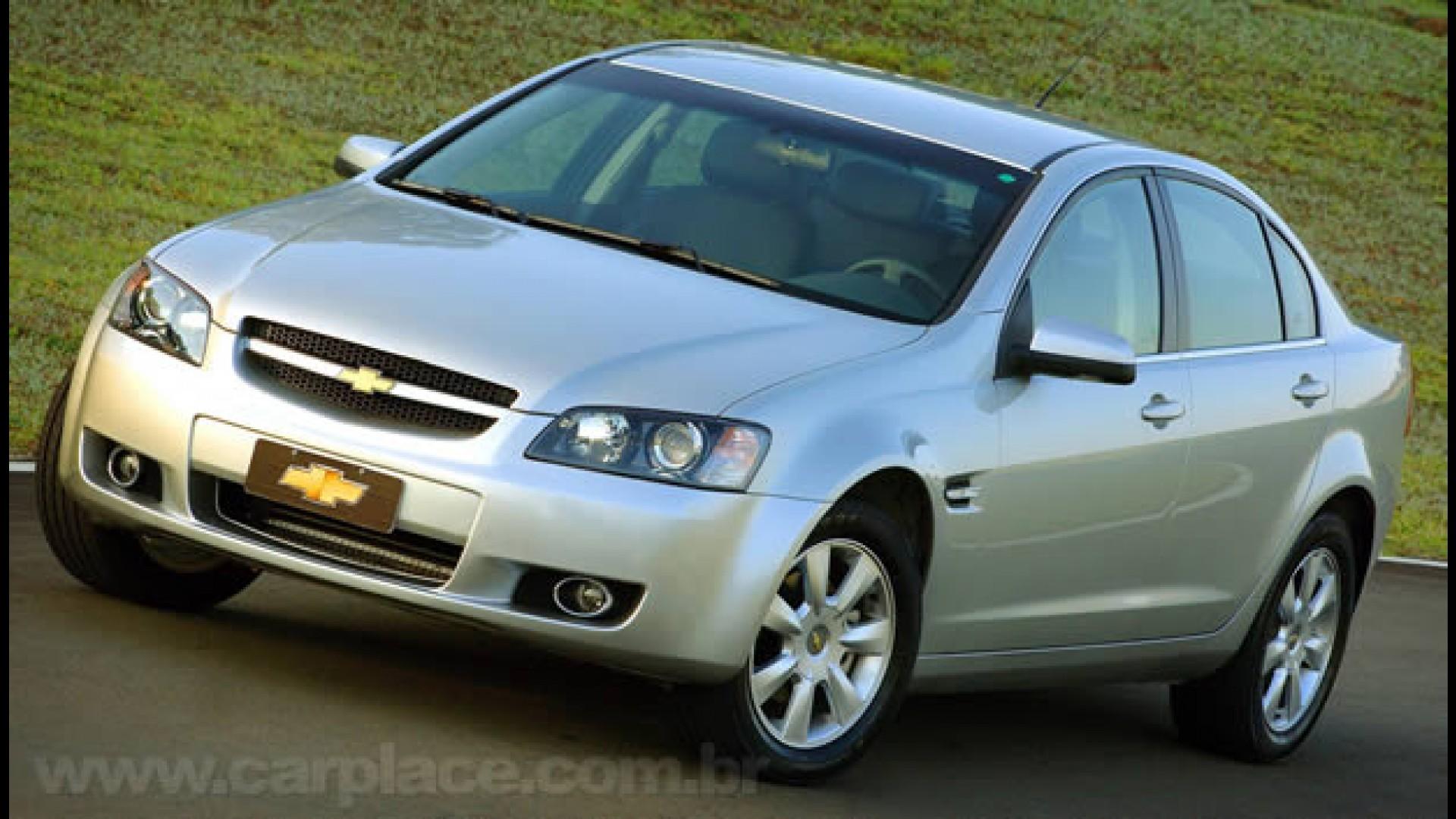 36744470401 Chevrolet confirma que Omega não deixará de ser importado ao Brasil - Novo  lote chega em 2010