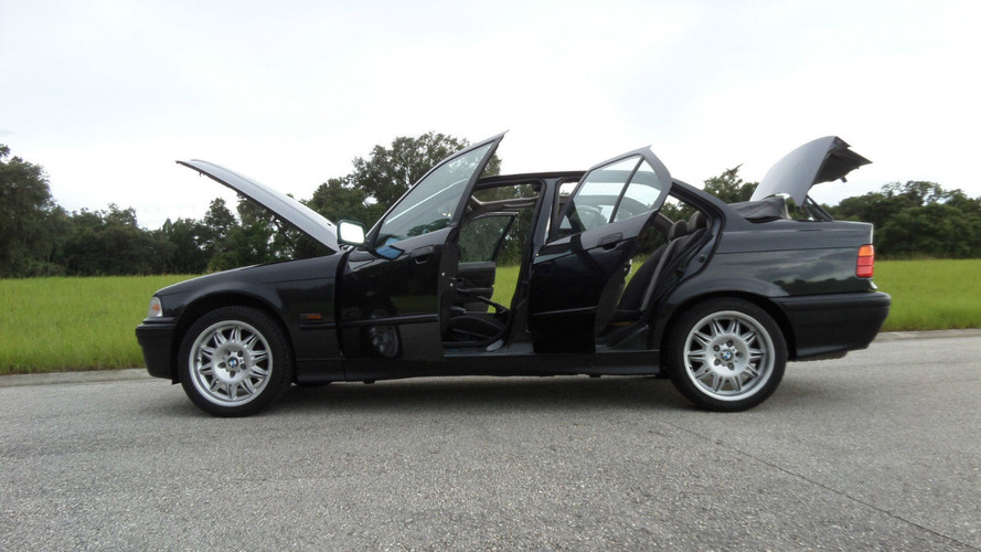 The Only Baur Bmw 318i In The Us Is For Sale