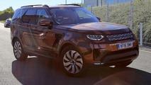 2017 Land Rover Discovery casus fotoğraflar