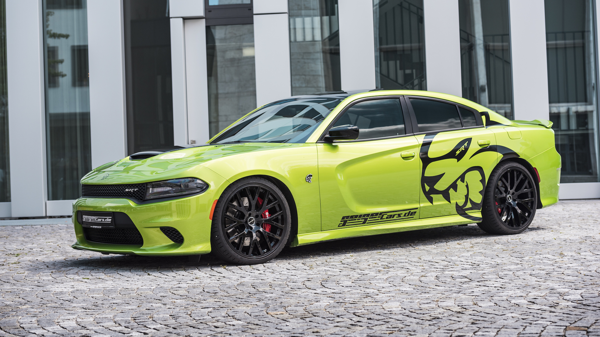 Dodge Charger Hellcat Price >> German Tuned Dodge Charger Srt Hellcat Unleashes 782 Horsepower
